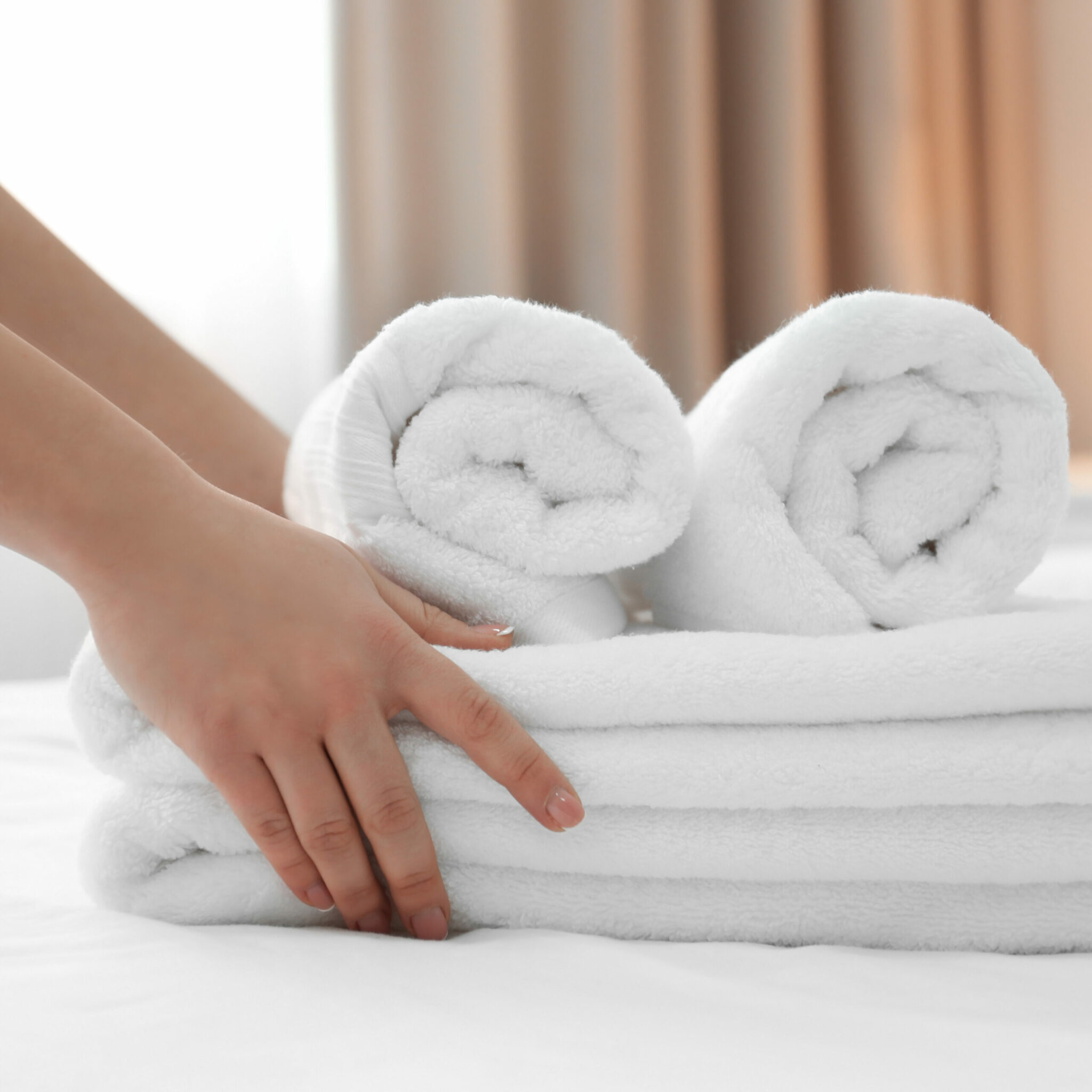 Gestion du linge hôtelier par Guest Adom