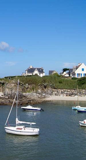 Location appartement ou maison à Batz-sur-Mer avec Guest Adom
