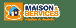 LOGO MAISON ET SERVICES - entretien du domicile
